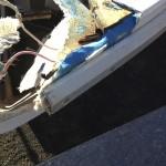 Damaged Hull